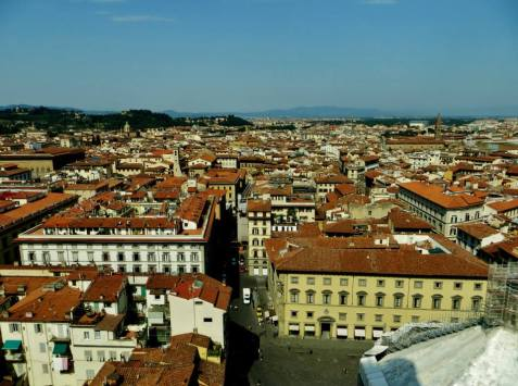 Views from the campanile
