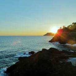 Manarola sunset