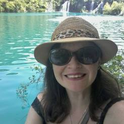 Me at Plitvice