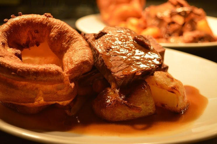 Dark Horse Sunday Roast