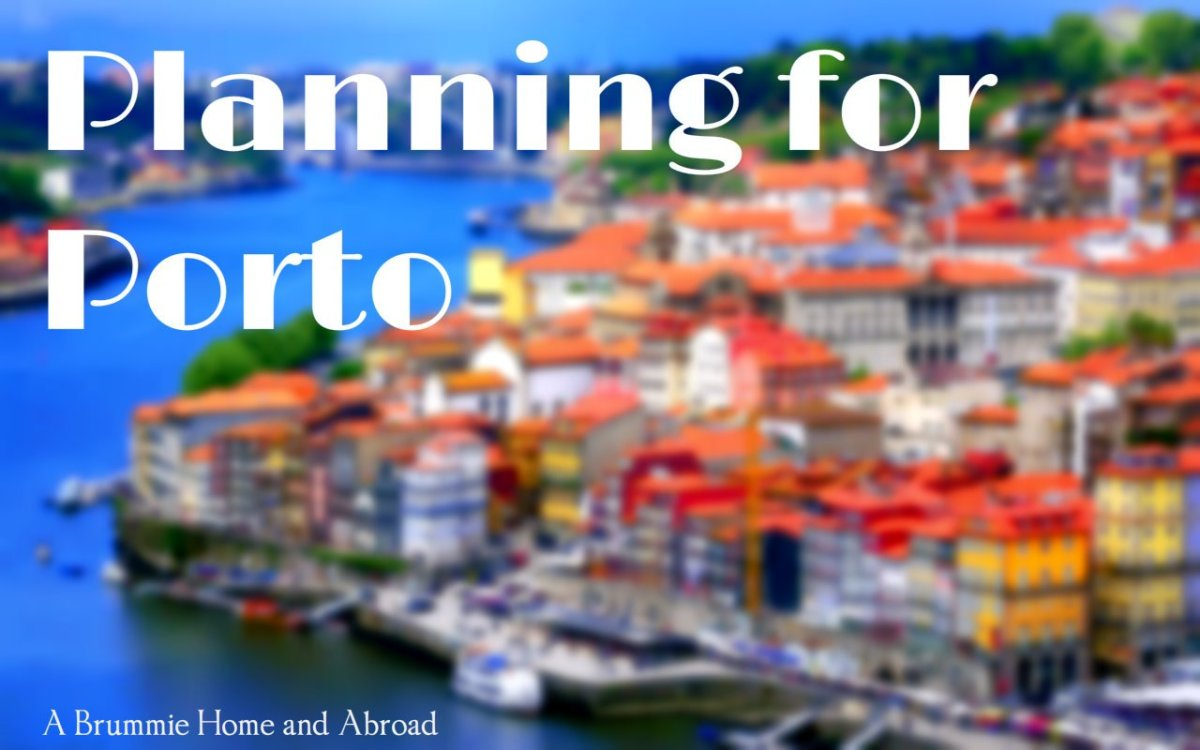 Porto Planning: A city of bridges, steep hills and port