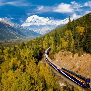 Rocky Mountaineer: All pics from Lonelyplanet.com