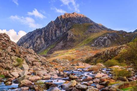 Tryfan, Snowdonia National Park, North Wales