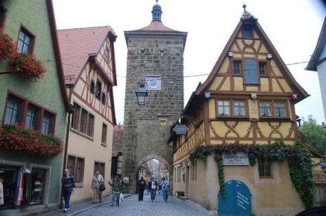 Romantic Road, Germany