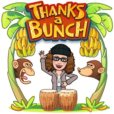 A Bitmoji image of blogger A Brummie Home and Abroad