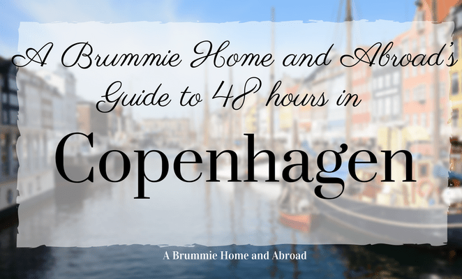 Got 48 hours to spend in Copenhagen? Here's some ideas on how to spend them
