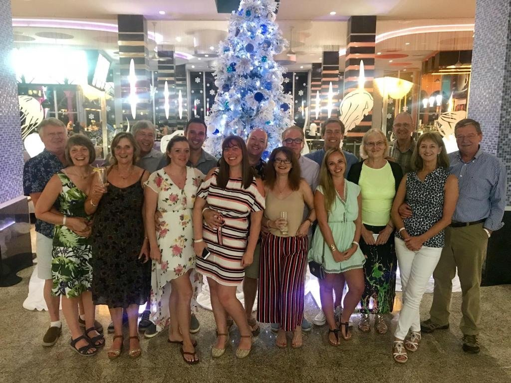 Our Pura Vida Family. The Honest Truth About Taking A Group Tour - When You're An Introvert