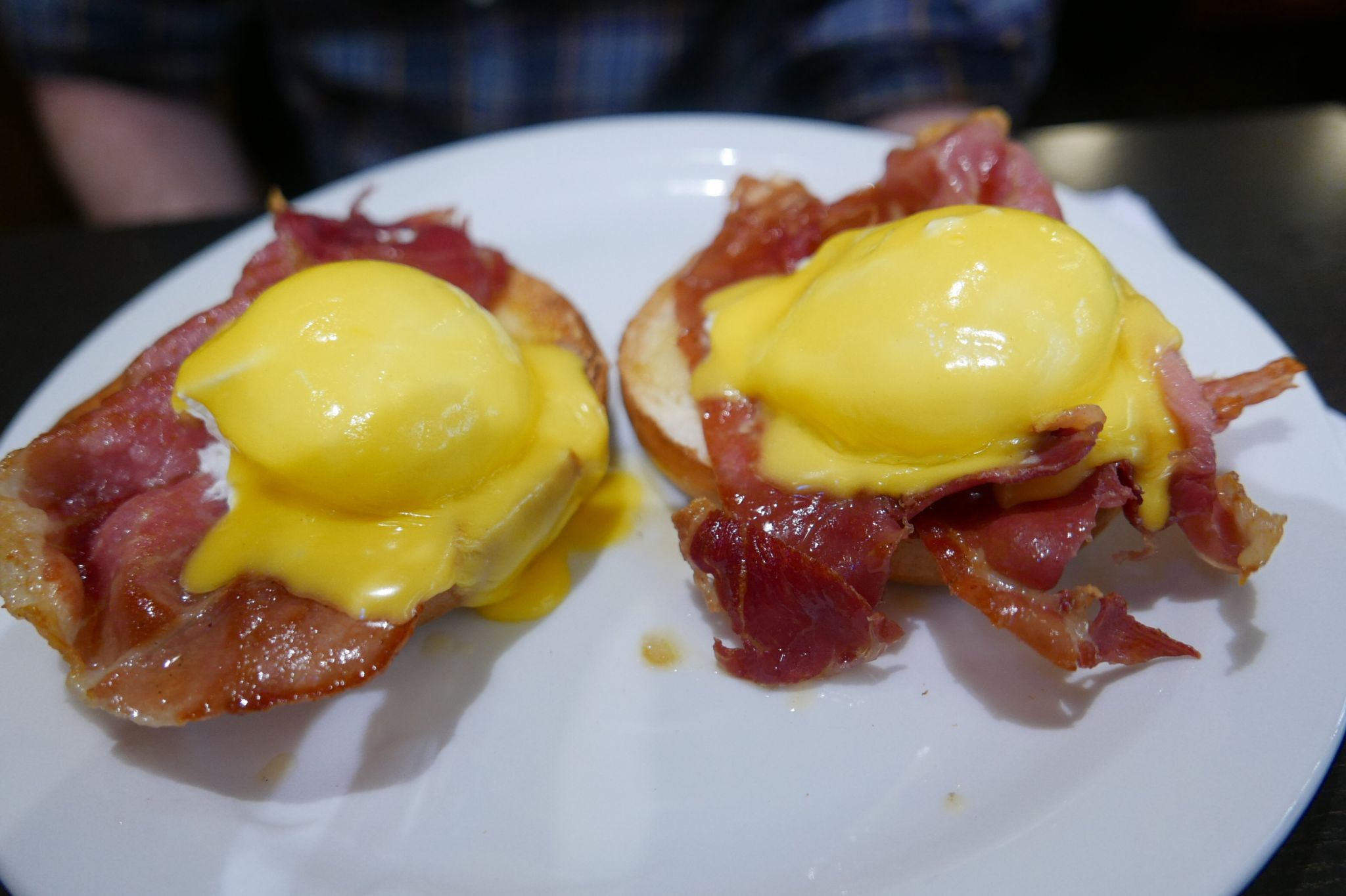 Where to Eat and Drink in Liverpool: New York Moose Eggs Benedict at Moose Coffee