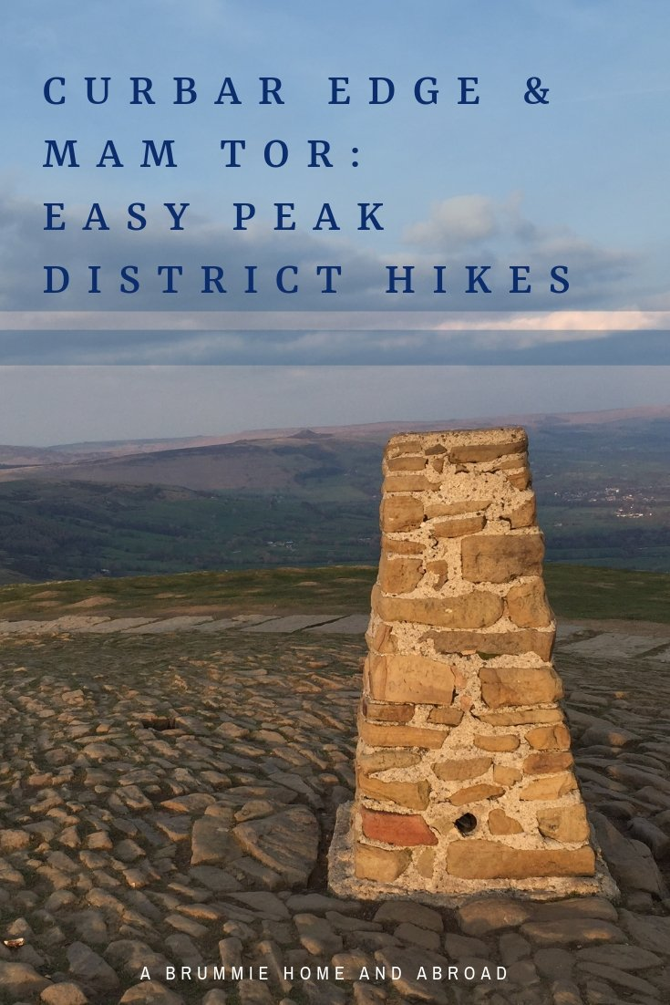 A Brummie Home and Abroad: Easy Walks in the Peak District