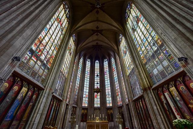 Notre Dame du Sablon - Ubicación, historia y otros datos de interés
