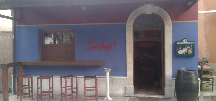 A Restaurant Full of Eastern Promise in Abruzzo