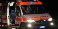 AUTO FINISCE CONTRO PENSILINA E SI RIBALTA, MUORE 61ENNE DI ROCCAMONTEPIANO