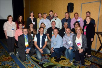 Recertified Biosafety Professionals who attended the 2016 ABSA International Conference