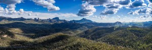 Warrumbungle Ranges