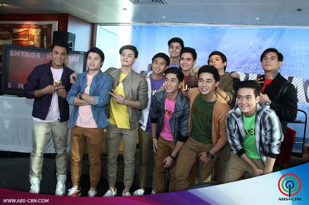 Meet Its Showtimes new boy group Hashtags