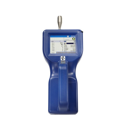 TSI Hand Held Particle Counter model 9306.