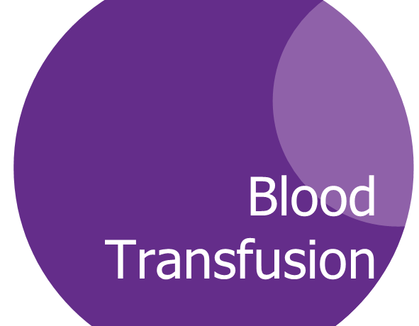 Blood Transfusion Logo