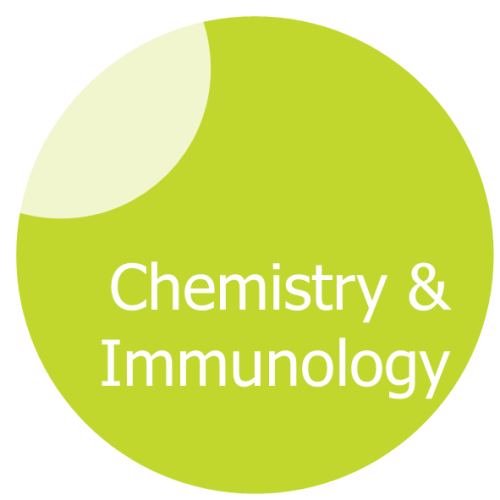 Chemistry and Immunology Logo