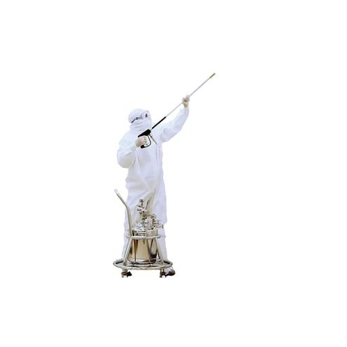 Core2Clean Plus for rapidly cleaning and disinfecting cleanrooms