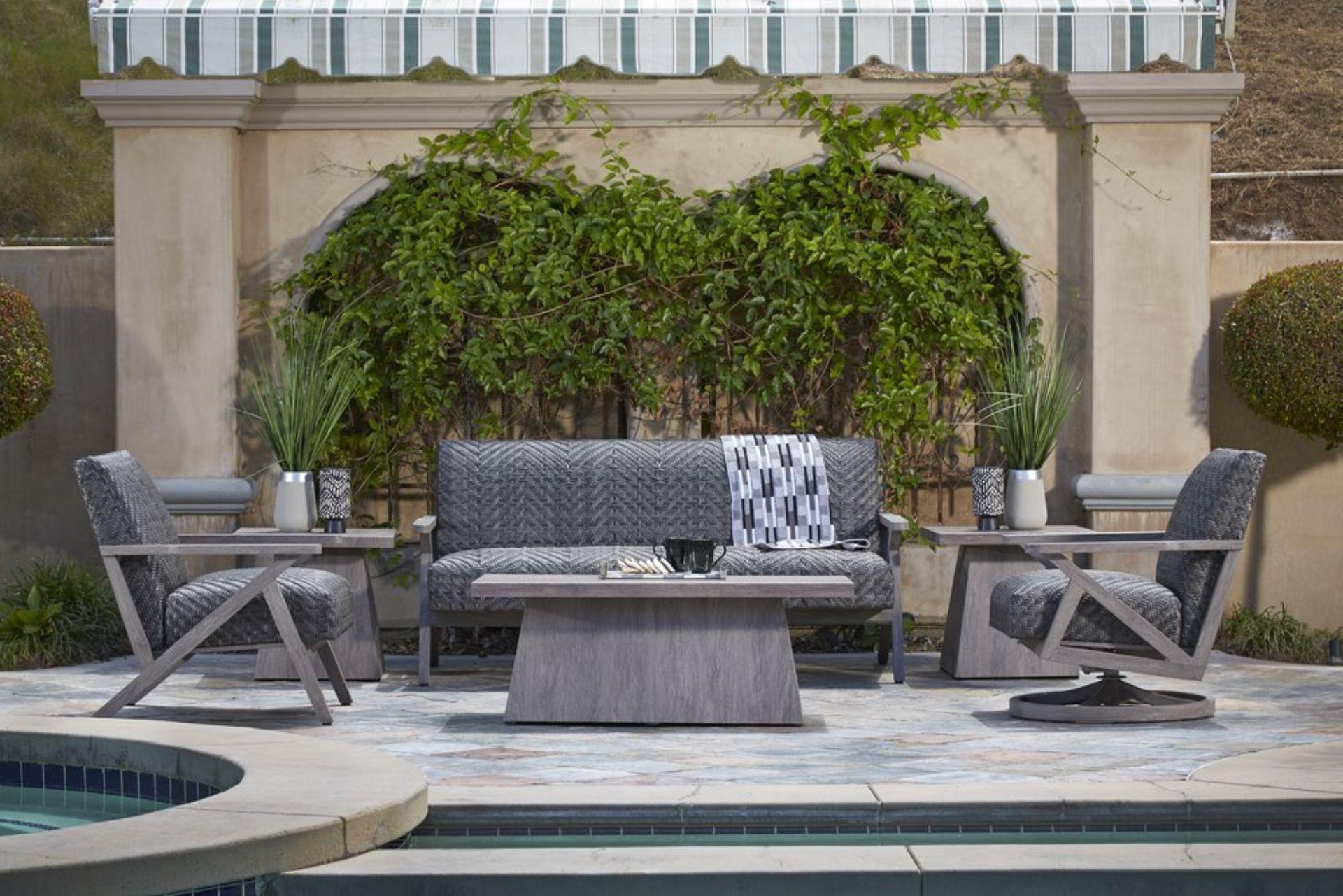 patio renaissance at absco fireplace