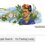 Happy Birthday, Frida Kahlo, one heck of a woman