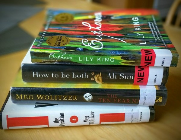books you can touch and return