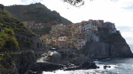 Manarola was gorgeous.