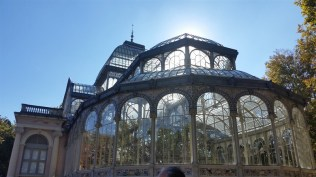 Palacio de Cristal: What it sounds like