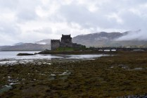 Eilean Donan castle: you've probably seen it in many stock photos of Scotland.