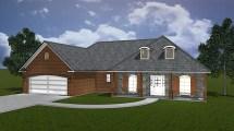 Abshire Building Group Custom Home Design - Fournier
