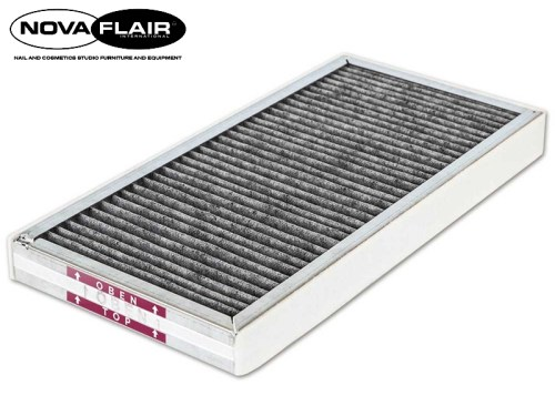Carbon Filter Dust & Odour Filtering Nova Flair UK