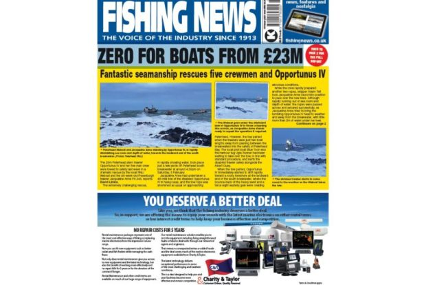 New Issue: Fishing News 18.02.21