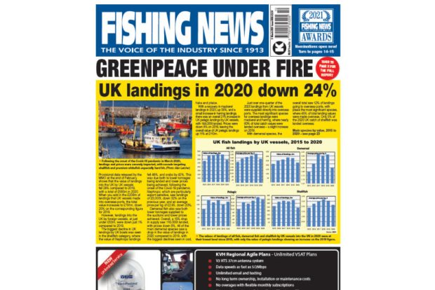 New Issue: Fishing News 11.03.21