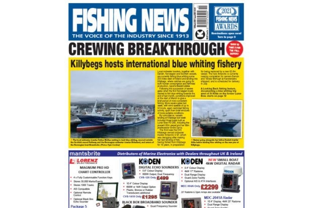 New Issue: Fishing News 18.03.21