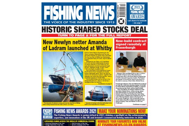 New Issue: Fishing News 25.03.21