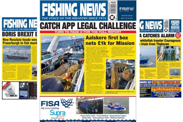 Last chance to take part in the Fishing News readers' survey