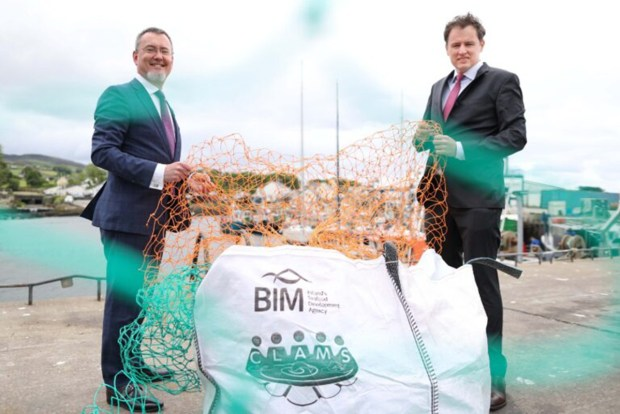 Over 600t of marine waste collected by Irish industry since 2015