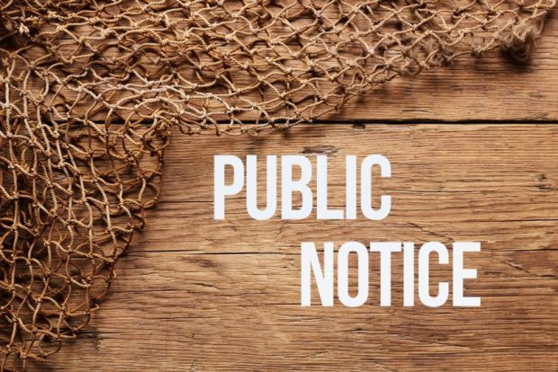 Public Notice: Section 48 Planning Act 2008