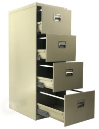 Used 4 Drawer Filing Cabinet | Absoe