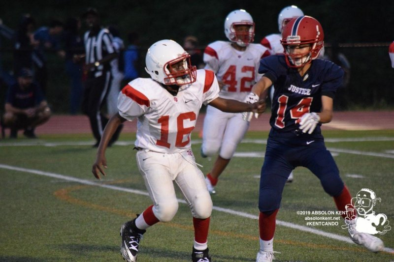 Freshman Football: Annandale defeats Justice, 40-0, in season opener