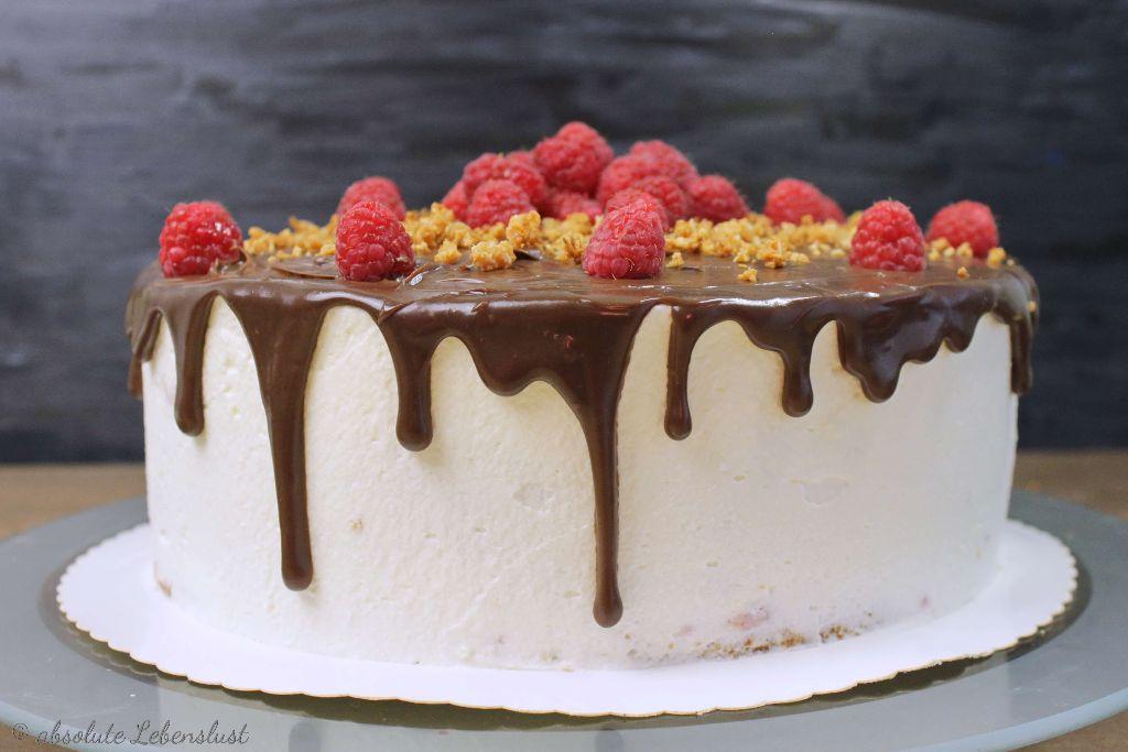 Himbeer torte selber backen  Appetitlich FotoBlog fr Sie