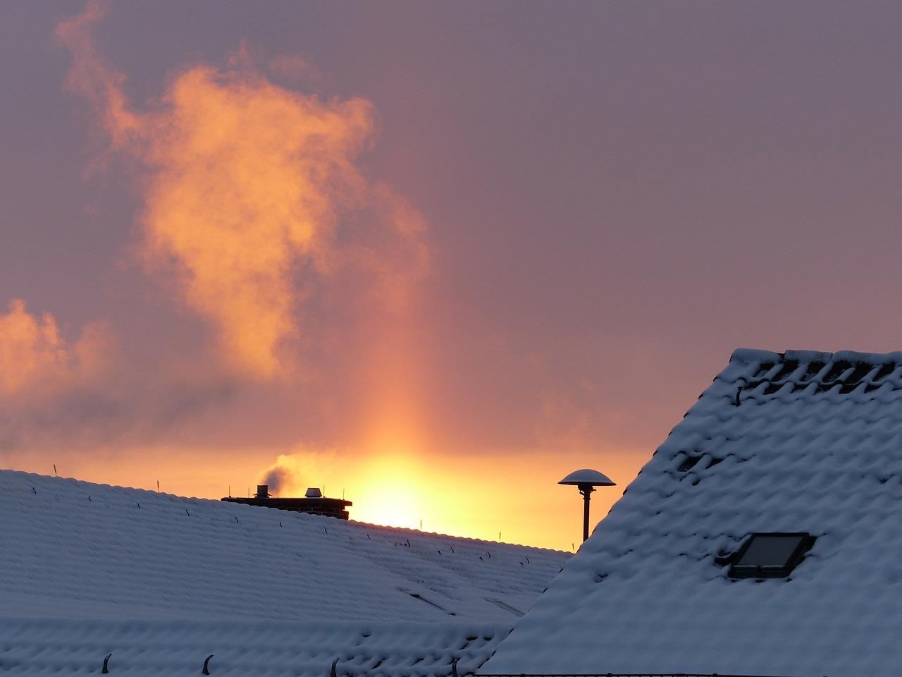 smoke, chimney, fireplace