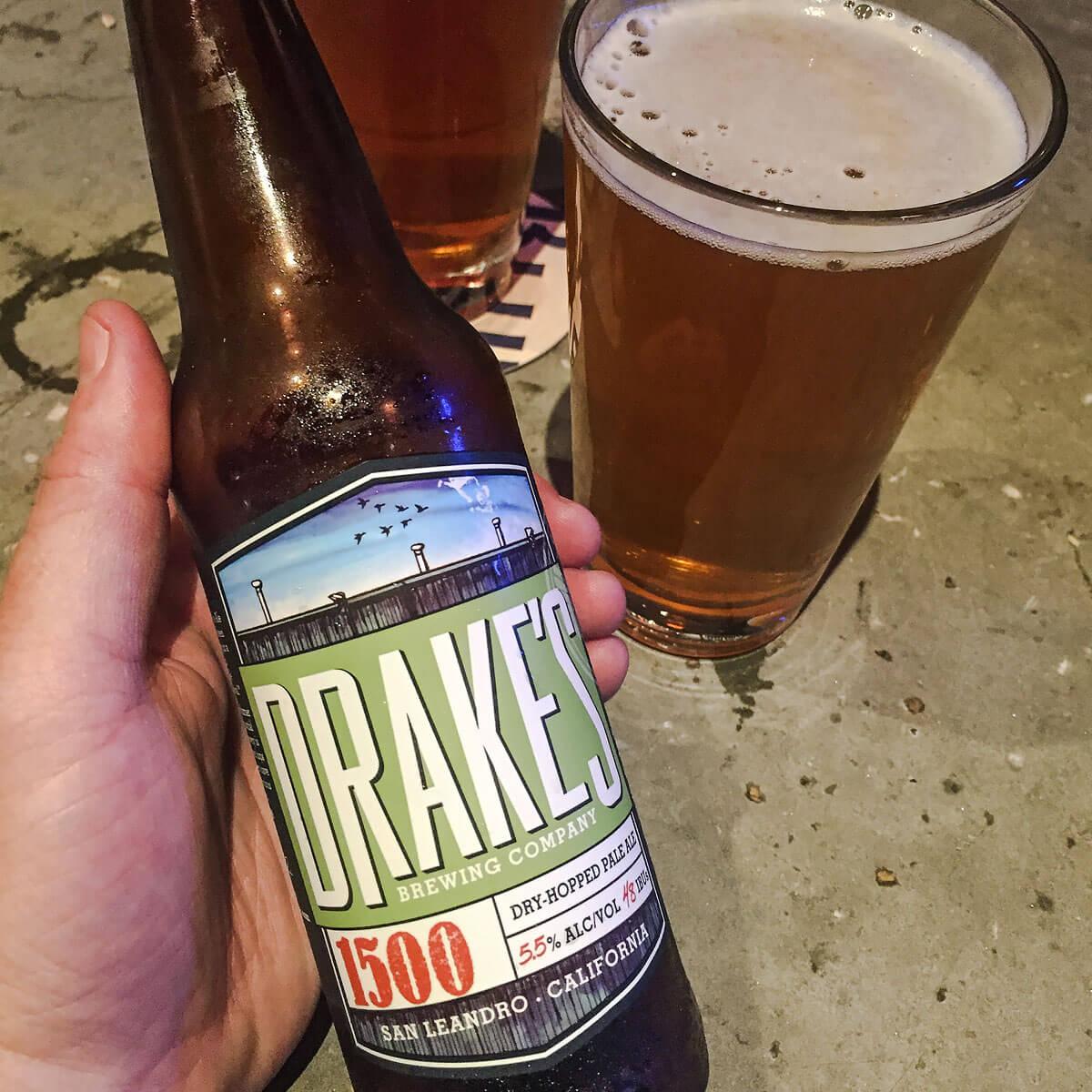 Drake's 1500 Pale Ale, an American Pale Ale by Drake's Brewing Co.