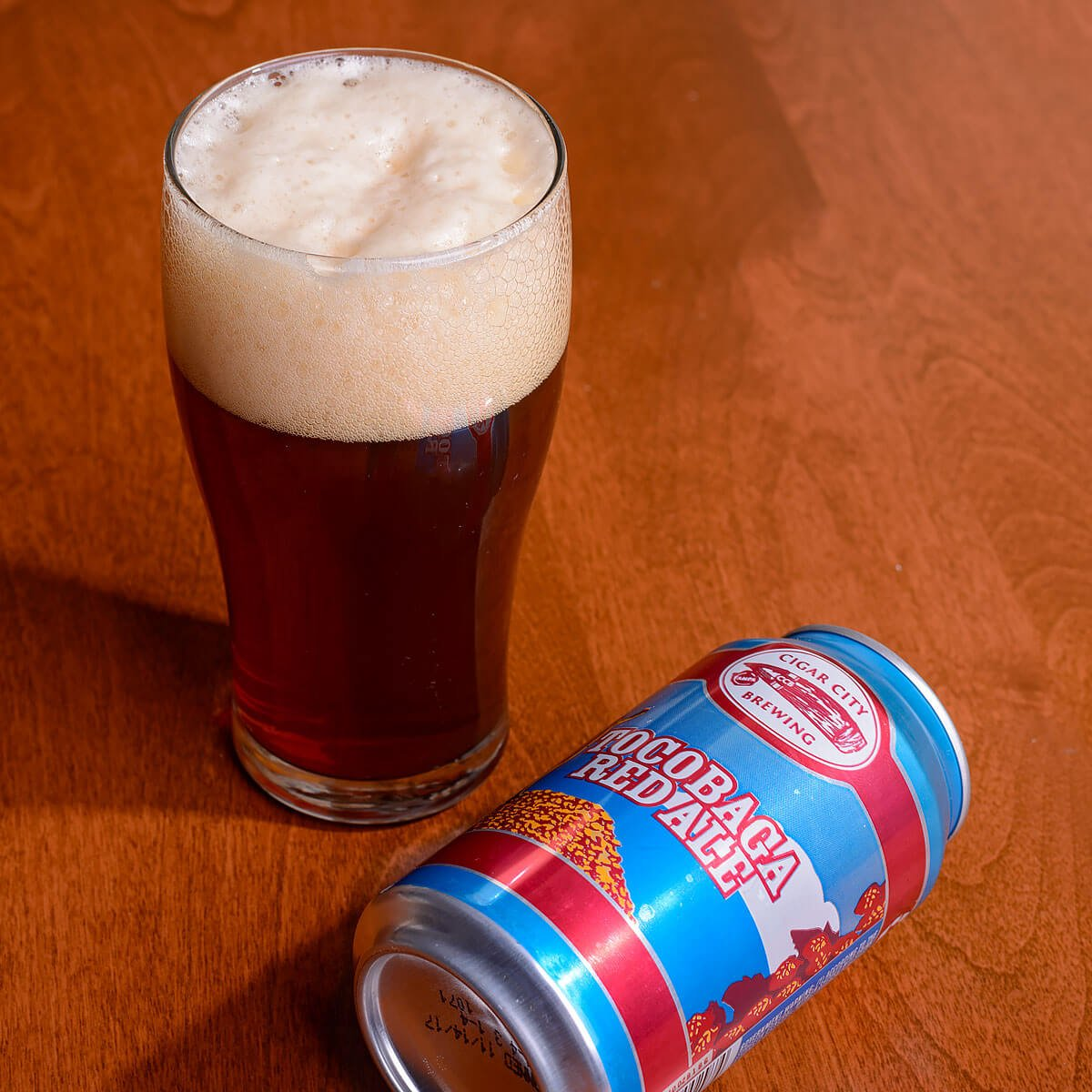 Tocobaga Red Ale, an American Red Ale by Cigar City Brewing