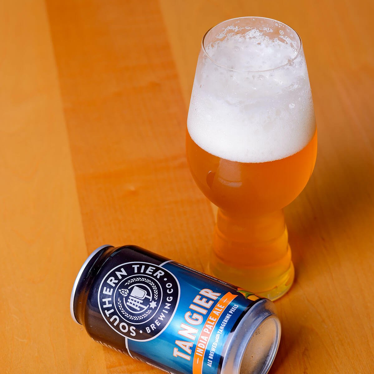 Tangier IPA, a Session IPA by Southern Tier Brewing Co.