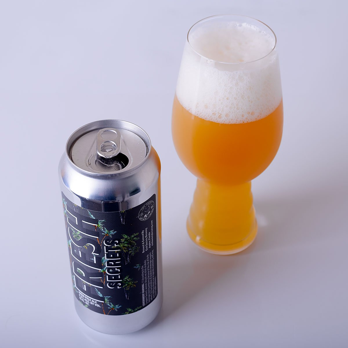Fresh Secrets, a New England-style IPA by Civil Society Brewing Co.
