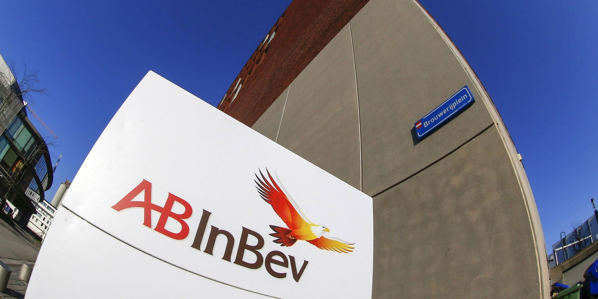 Corporate Office Building for Anheuser-Busch InBev