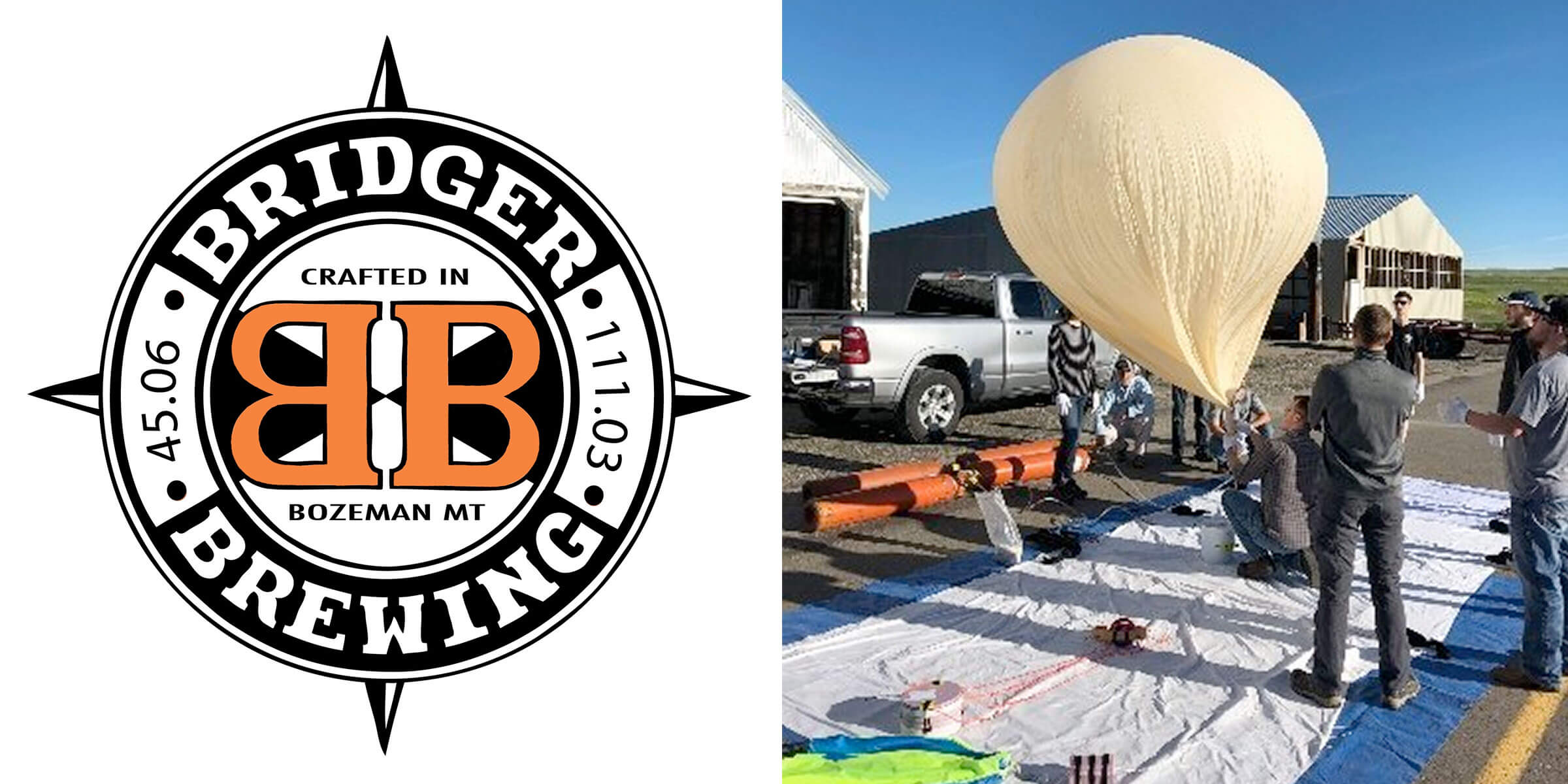 Bridger Brewing, Montana Space Grant Consortium at Montana State University, and Crooked Yard Hops have partnered to send beer ingredients into space.