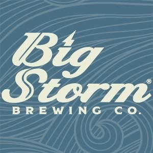 Big Storm Brewing Co. Logo