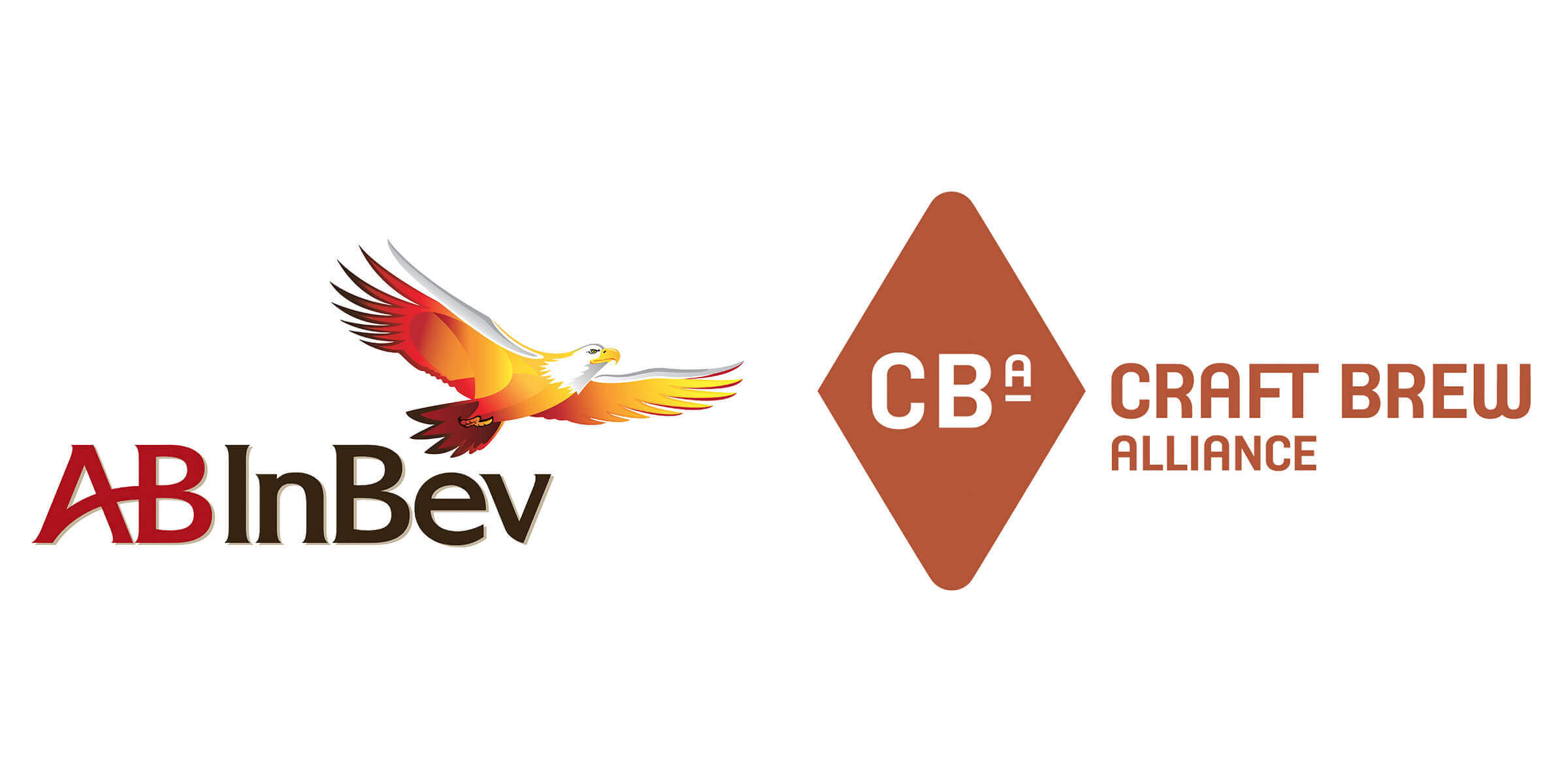 Two brewing giants Craft Brew Alliance and Anheuser-Busch InBev